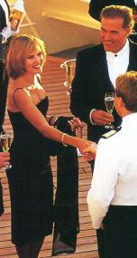 Luxury Cruises SINGLE/SOLO Crystal Cruises: Afternoon Tea