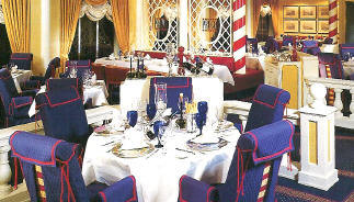 Crystal Luxury Cruises Dining