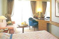 7 Seas LUXURY Cruise Crystal Luxury Cruise Harmony: Deluxe A or B & Veranda