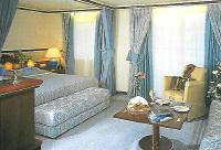 7 Seas LUXURY Cruise Crystal Luxury Cruise Harmony: PS With Veranda Suite