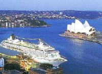 7 Seas Cruises Luxury Crystal Cruises Symphony: Sydney