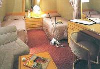 Crystal Luxury Cruises Harmony: Inside G
