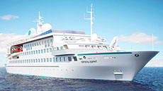 Crystal Cruises - Crystal World Cruises Esprit 2021-2022-2023-2024 Deluxe Cruises Groups / Charters
