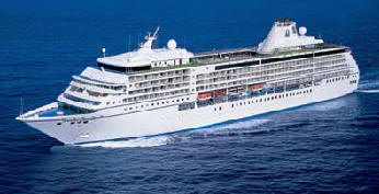 Radisson Luxury Cruises - Seven Seas Mariner