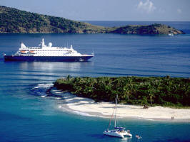 LUXURY WORLD CRUISES Seadream Yacht Club