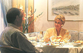 Fine Dining seabourn