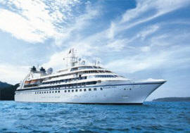 7 Seas LUXURY Cruise Seabourn Ovation, Encore