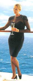CRUISES - Balconies/Suites Seabourn Cruises: Dining