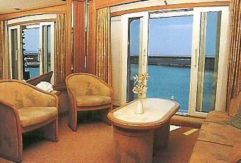Seabourne french balcony b2 b3 suites