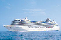 7 Seas Cruises Luxury Crystal Serenity