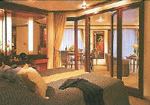 Silversea Cruises Silver Suite on Shadow or Whisper