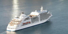 LUXURY CRUISES - Balconies and Suites Silversea Cruises Silver Muse