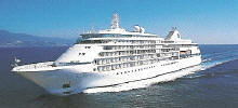 CRUISES - Balconies/Suites Silversea Cruises