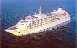 Luxury Silverseas Cloud