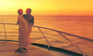 Luxury Cruises Single Informal & Casual Nights Predominate