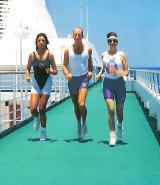 Single Balconies/Suites Casual Sports Wear