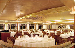 Charters, Groups - Luxury Silversea Cruises restaurffffffffffffant 2017/2018