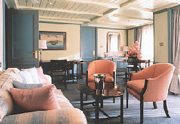 Owner Suite, Penthouse, Grand Suite, Concierge, Veranda, Inside Charters/Groups Silversea Cruise