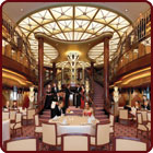 LUXURY CRUISES Around The World britannia-restaurant
