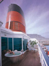 Luxury Cruises SINGLE/SOLO Queen Elizabeth 2 cruise line