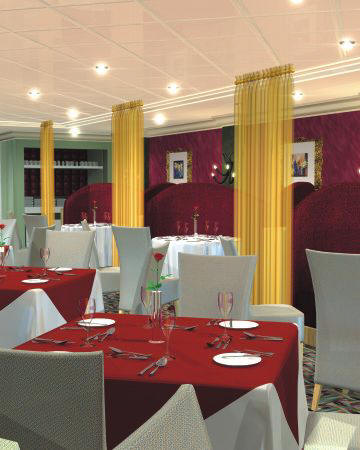 Cunard Queens Grill Mary 2 2020
