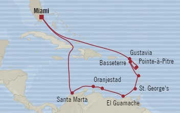 HONEYMOON Oceania Insignia December 23 2020 January 6 2021 Miami, FL, United States to Miami, FL, United States