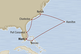 SINGLE Cruise - Balconies-Suites Oceania Regatta April 12-24 2019 Miami, FL, United States to Miami, FL, United States