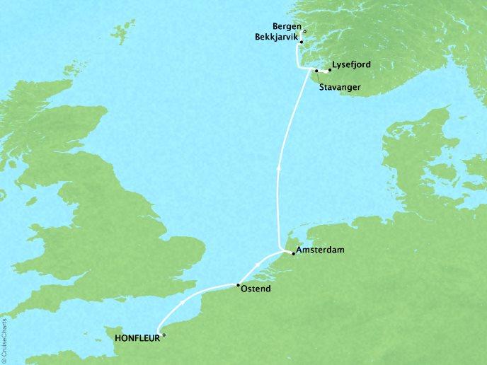 Ponant Cruises Le Boreal February June 2 8 2022