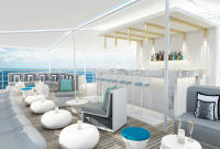 LUXURY WORLD CRUISES - Penthouse, Veranda, Balconies, Windows and Suites Crystal Cruises Esprit - World Cruise