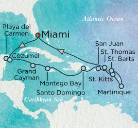 SINGLE Cruise - Balconies-Suites Island Holidays Map SINGLE Cruise Balconies-Suites Crystal CRUISE Serenity 2019 World Cruise