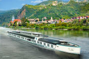 Crystal Cruises River 2020 Cristal debussy