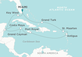 Crystal Cruises Serenity 2022 World Cruise