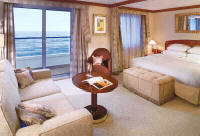 Penthouse, Veranda, Windows, Cruises Ship Charters, Incentive, Groups Cruise Crystal Serenity - Cruises