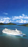 Charters/Groups Cruise Cruises (1-800-845-1717): Charters/Groups Cruise Crystal Cruises in the Caribbean