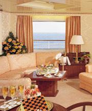 LuxuryCruises CrystalCruises Serenity: Baltic Sea Northern Europe, Mediterranean Sea, Trans Oceanic, Caribbean, Panama Canal & Mexican Riviera