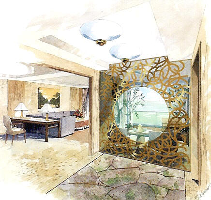 LuxuryCruises - CrystalSerenity Deck Plans