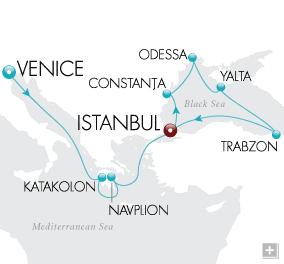 DEALS Beyond the Bosporus Map