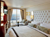 Deluxe Stateroom with Verandah Category AA - Deluxe Cruises 2016-2017-2018-2019
