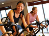 Fitness Center - Crystal ships feature spacious, state-of-the-art Fitness Center with panoramic ocean views. Relax your mind and indulge in a Pathway to Yoga or mat Pilates class. Challenge yourself at one of the new Tour de Spin indoor cycling classes. Or learn to increase your strength, balance and flexibility on revolutionary KinesisTM equipment. - Deluxe Cruises 2016-2017-2018