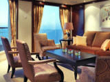 Crystal Penthouse with Verandah - Deluxe Cruises 2017-2018-2019-2020