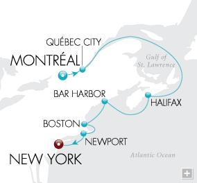 DEALS Atlantic Provinces Map