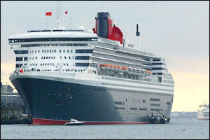 Queen Mary 2 2007
