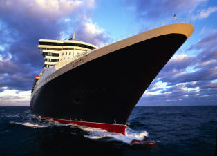 Queen Mary 2 - Cunard Luxury Cruises