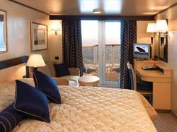 7 Seas LUXURY Cruise Cunard Cruise Queen Mary 2 qm 2 A3 Britannia Balcony Stateroom