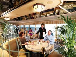 7 Seas LUXURY Cruise Cunard Cruise Queen Mary 2 qm 2 Lido