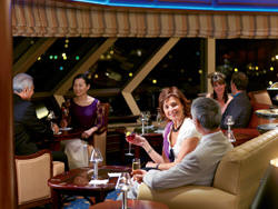 7 Seas LUXURY Cruise Cunard Cruise Queen Mary 2 qm 2 Commodore Club