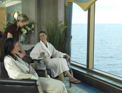 Luxury Cunnard Queen Mary 2 qm 2 Cunnard Royal Spa and Fitness Centre
