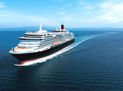 Single-Solo Balconies/Suites Cunard Cruise Queen Mary 2 qm 2 Queen Victoria Exterior