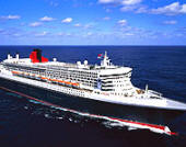 Cruise Queen Mary 2 2011