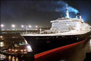 World Cruise ZMAX TRAVEL Cunard Final Queen Elizabeth 2 2022